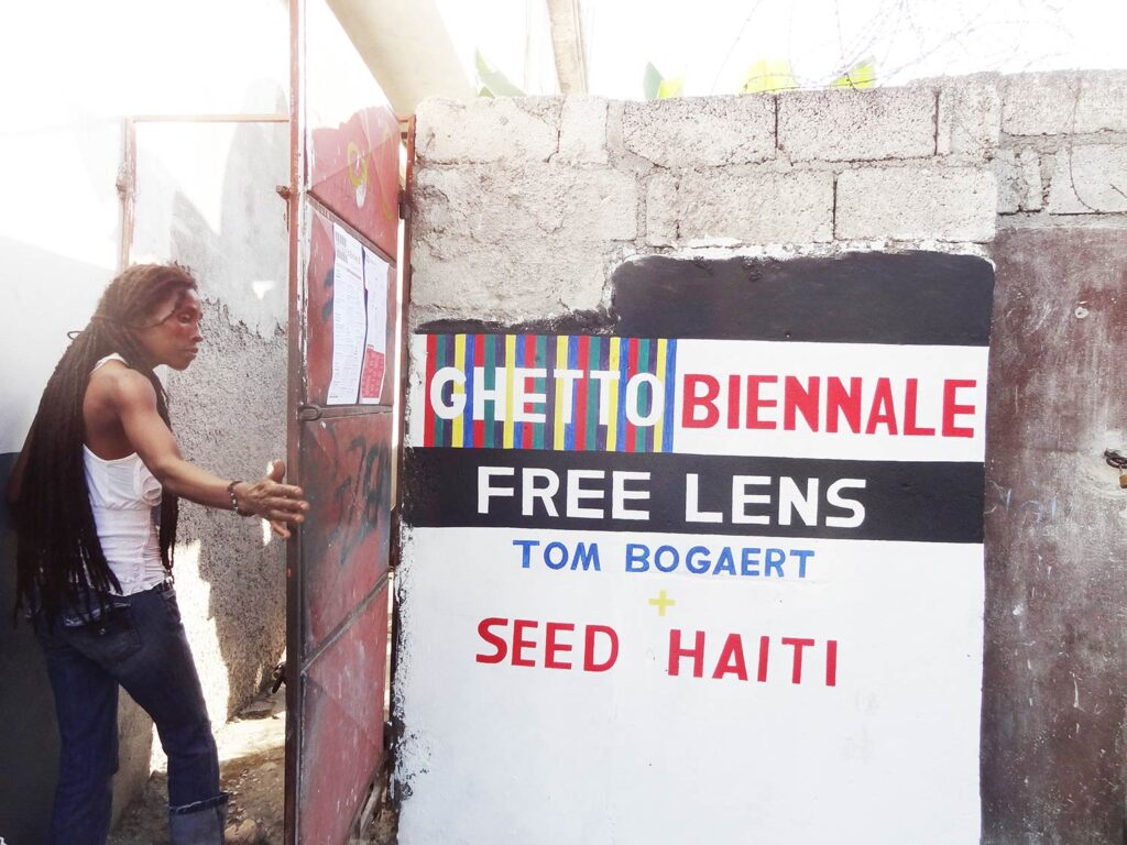 2017 Ghetto Biennale