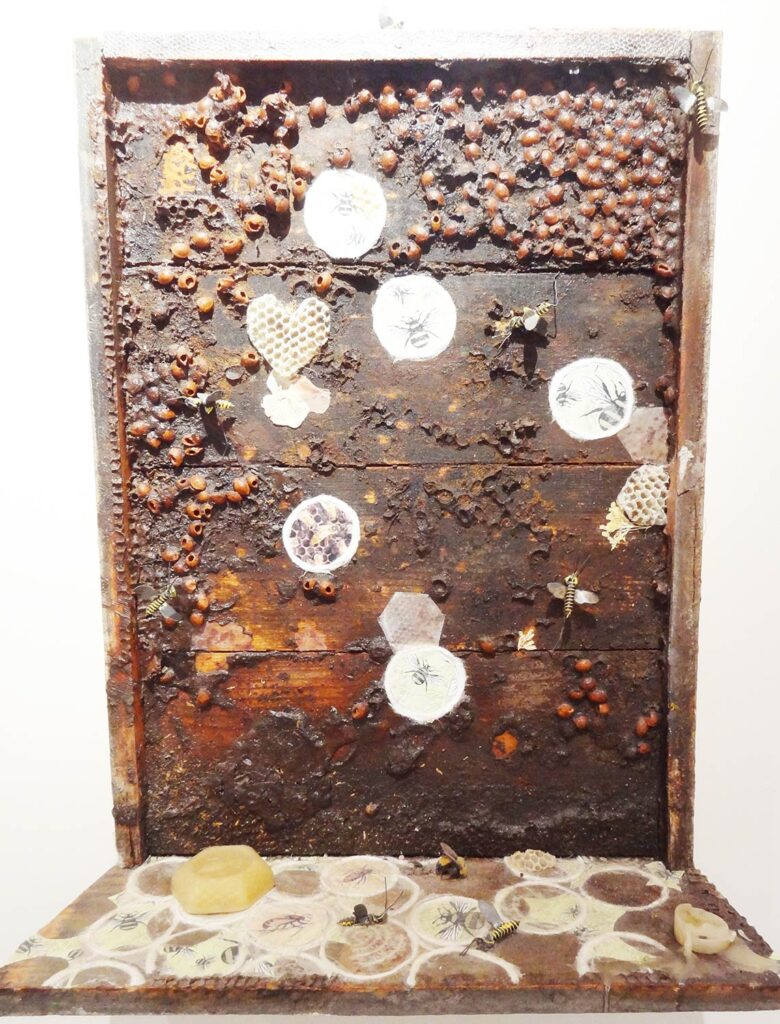Katie Woodall Shrine for Bees